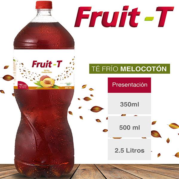 MELOCOTON FRUIT-T